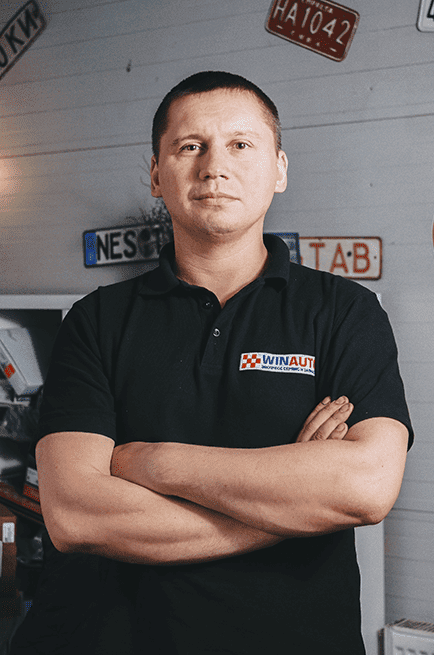 Мастер-Консультант Сергей Шорин
